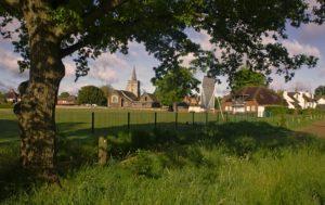 Chobham Surrey Village